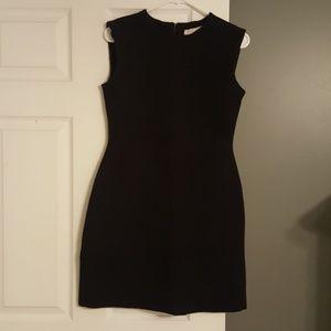 Black Tory Burch knee length dress sz S